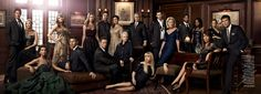 "Art Streiber's bellisimo photos of ""The Bold & the Beautiful"" cast for Vanity Fair Italia"