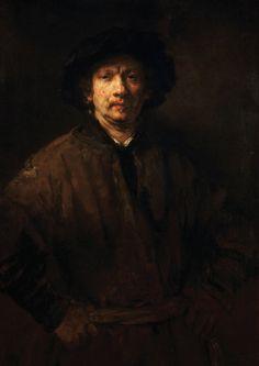 Rembrandt (July 15, 1606) - Cancer