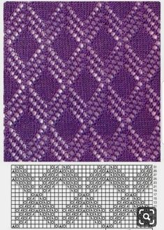Lace - Knitting Kingdom Lace - Knitting Kingdom Knitting , lace processing is the most beautiful hobbies that ladies can not give up. Lace Knitting Stitches, Lace Knitting Patterns, Knitting Charts, Lace Patterns, Diy Crafts Knitting, Easy Knitting, Knitting For Beginners, Knitting Projects, Pull Crochet