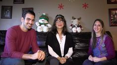 i DEAF NEWS Mobile: Up Close and Personal Interview with America's Next Top Model​ Winner Nyle DiMarco and his family