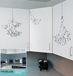 wall stencils on pinterest toile black canvas and With best brand of paint for kitchen cabinets with sticker stencils