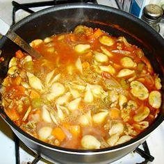Sicilian Sausage Soup Recipe