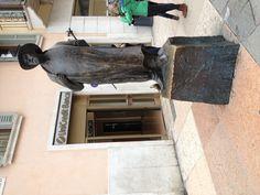 Berto Barbarani - Piazza delle Erbe, Verona