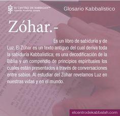 Glosario Kabbalístico