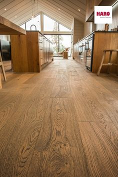 Project Info Year: 2017 Product: Oak Tobacco Grey Area: 126m2 The house was carefully planned to reap the benefits of the gorgeous view. The design was kept simple and streamlined with plenty of clean lines to ensure not too much attention was taken away from the view. #timberflooring #flooring #newfloors #awesometimberfloors #stylishfloors #woodflooring #engineeredhardwood #engineeredwoodflooring #engineeredflooring #oakflooring #haroflooring #haroflooringnz #woodflooringideaskitchen