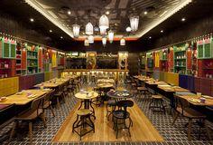 Tanoon Mai restaurant by Vie Studio, Chatswood – Australia » Retail Design Blog