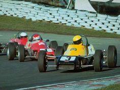 Ayrton Senna in FF1600 Days