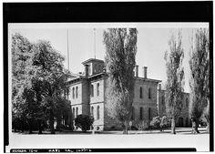 June 1940 - United States Mint, Carson Street, Carson City, Carson City, NV