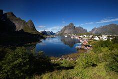 Reine, Lofoten, Norway Lofoten, Norway, Water, Outdoor, Places To Travel, Travel, Water Water, Outdoors, Aqua