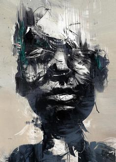 Russ Mills Leviticus Print Pictures, Portrait Art, Black Is Beautiful, Cool Artwork, Art Photography, Abstract Art, Drawings, Illustration, Artist