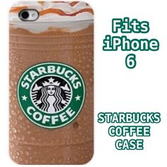 Starbucks iPhone 6 Case Fits iPhone 6 phones. Durable hard but lightweight plastic case. Covers the back & corners of phone with access to all buttons. New. No Trades. Price Is Firm! Ummm, I so want a Frappaccino right now!!😁☕️ Price firm unless bundled. All sales final. Ask questions prior to purchasing. Thanks for visiting my closet & Happy Poshing! Boutique Accessories Phone Cases