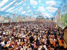 One day we'll check out Oktoberfest, in Germany