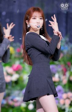 First Girl, My Girl, Kpop Costume, Eyes On Me, Creative Shot, Yu Jin, Japanese Girl Group, Latest Images, Stage Outfits