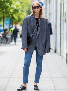 10 Fresh Ways to Wear a Blazer via @WhoWhatWearUK