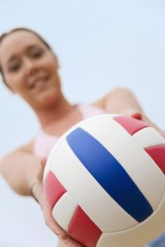 Volleyball Lessons for Kids