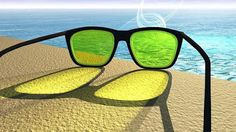 Google Color, Oakley Sunglasses, Fantasy, Marketing, Watches, Yellow, Green, Orange, Gray