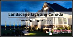 There are many options for people who want to add #landscape_lighting that will enhance the landscaping and gardens on their property. In addition, illumination provides atmosphere, safety, and security to your home. #LandscapeLightingCanada #LightingDoctor #Lighting #Calgary #Alberta #Canada #LandscapeLighting www.lightingdoctor.ca Landscape Lighting, Alberta Canada, Calgary, Landscaping, Safety, Gardens, Ads, People, Security Guard
