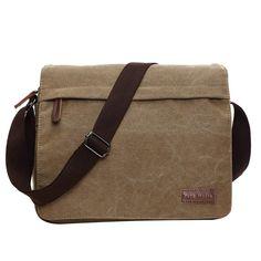 Size(L x W x H): about Car & Motorcycle Accessories. Canvas Messenger Bag, Crossbody Bag, Satchel Bag, Vintage Canvas, Computer Bags, Minimalist Wallet, Laptop Bag, School Bags, Bags