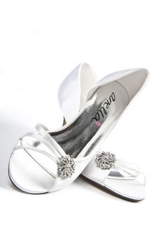 Sharmain - Anella Wedding Shoes - Medium Heel