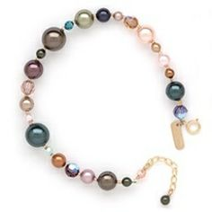 Classic Pearl Bracelet | Earrings and Company | Freeport, Maine Jewelry Shop