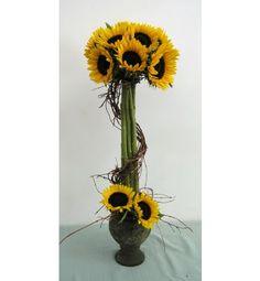 Sunflower Topiary [Wfg131]