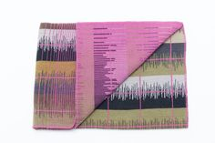 Pink Blanket, Plaid Design, Fuzz, Source Of Inspiration, Textile Design, Outdoor Blanket, Textiles, Collection, Claire