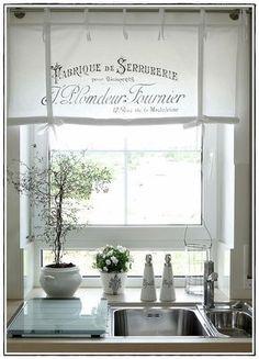 das Küchenfenster