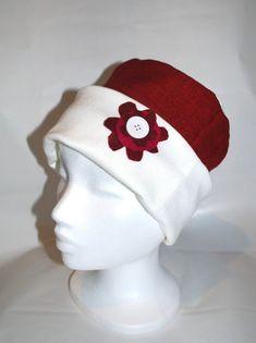 458c1290cb1 Red girls winter hat