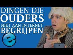 10 DINGEN DIE OUDERS NIET AAN INTERNET BEGRIJPEN!