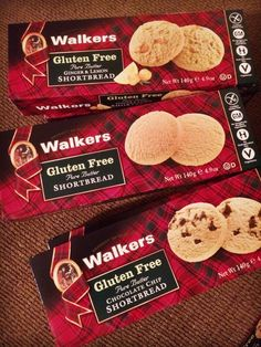 Walkers NEW Gluten-Free Shortbread Review & GIVEAWAY! (Sponsored)