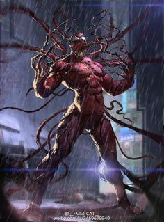 """""""Carnage by Fang Mao Ma * """""""