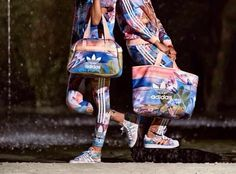 The Look Of The Day Audi: Adidas Originals by FARM