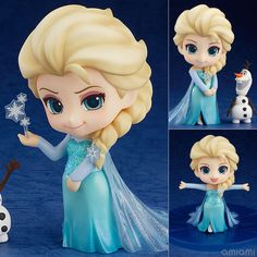 AmiAmi [Character & Hobby Shop] | Nendoroid - Frozen: Elsa(Pre-order)