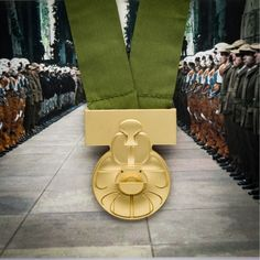 The Medal of Yavin is a great honor to receive. Do you deserve one? Of course you do! This scale licensed replica is perfect to display - or wear on special occasions. It's available in a gorgeous display box from