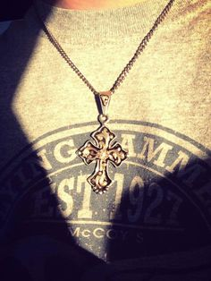 """One of those gifts that just keeps on giving! Love my necklace!! Thanks HYO SILVER!"" - Garrett M."