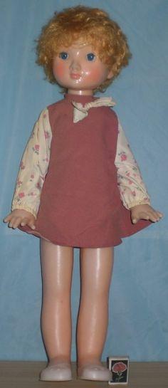 Кукла из СССР 68 см. (ходячая, не игранная) (6214097879) - Aukro.ua – больше чем аукцион