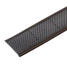 Amerimax Home Products Snap-In Filter Brown Gutter Guard-86379 - The Home Depot