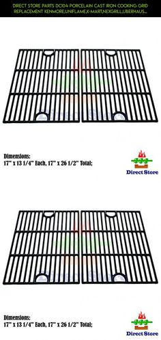 Direct store Parts DC104 Porcelain Cast Iron Cooking grid Replacement Kenmore,Uniflame,K-Mart,Nexgrill,Uberhaus Gas Grill #parts #gadgets #grills #kit #camera #tech #nexgrill #technology #fpv #racing #drone #shopping #plans #products