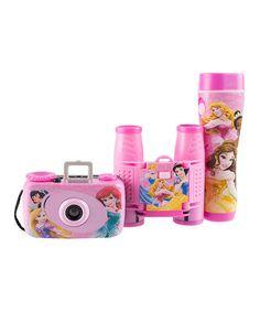 Look at this #zulilyfind! Disney Princess Three-Piece Adventure Kit #zulilyfinds