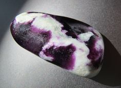 Neptune Space Cloud Rare Kammererite Tumbled Crystal by EarthShipDesertStar