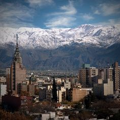 Tourist information on the city of Mendoza. All tourist attractions in the city. Mendoza tourism, are in Tripin. The Places Youll Go, Places To Visit, Argentina South America, Malbec, Exotic Places, Most Visited, San Francisco Skyline, Tourism, Beautiful Places