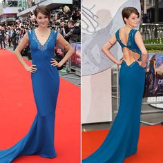 Shailene Woodley's Divergent Style | The Southern Blonde