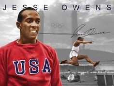 Jesse Owens 1936 Olympics, Berlin Olympics, Summer Olympics, Jesse Owens, Alabama, James Cleveland, Arizona, American Athletes, Long Jump