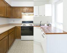Renovar los azulejos del baño y cocina sin obras Home Staging, Kitchen Cabinets, Bedroom, House, Aries, Samurai, Design, Home Decor, Painting Kitchen Cabinets