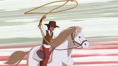 LenasRanch2_Bild4 Le Ranch, Horse Animation, Animal Drawings, Ponies, Have Fun, Films, Fandom, Spirit, Entertainment