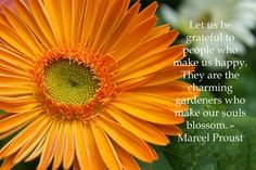 """""""Let us be grateful to people who make us happy. They are the charming gardeners who make our souls blossom."""" - Marcel Proust. Photography by Ld Nature Photography. #photography #quote #proust"""