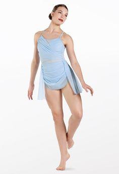 Weissman® Mesh Skirt, Mesh Dress, Lyrical Costumes, Dance Dresses, Elegant Dresses, Leotards, Perfect Fit, Bodice, Camisole