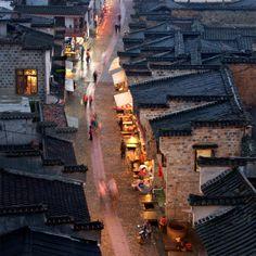 福建泰宁古城 Chinese Icon, Xiamen, The Province, Ancient Architecture, Present Day, Times Square, Asia, City, Photography