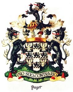 INK IT UP Oldschool Tattoos: Crest / Family Crest / Coat of arms Tattoos & Inspiration
