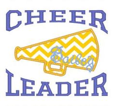 All Designs :: Cheerleader Megaphone